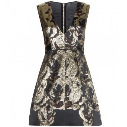 Rochie Pacey Jacquard