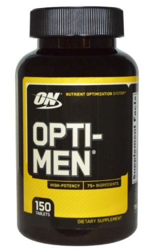 Opti-Men Nutrient Optimization System, 180 Tablete