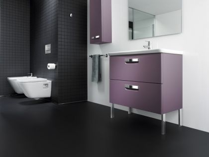Bathroom Cabinet two Colors