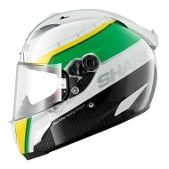 Race-R PRO CARBON RACING DIVIS White Green Yellow
