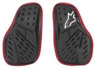 Alpinestars Bionic Chest Pad - Black/Red